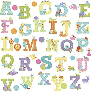 boy nursery letters for wall