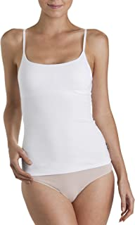 Bonds Women's Cotton Blend Hidden Support Singlet