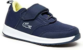 Lacoste Children Boys L.Ight Trainers Sneakers in Navy