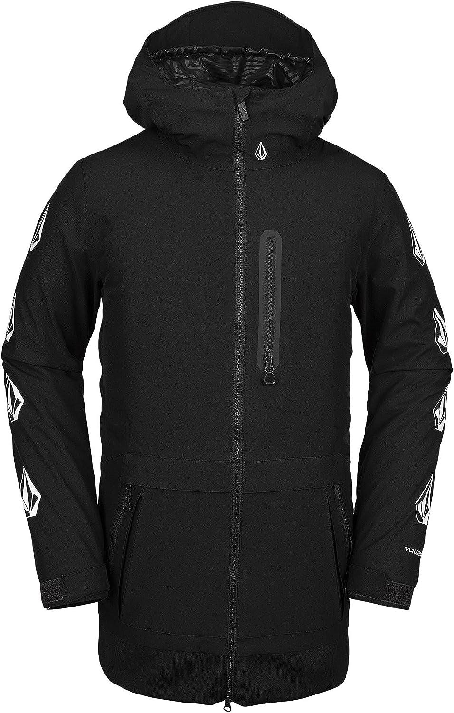 Volcom mens Volcom Men's D.s. Long 2 Layer Snow Jacket