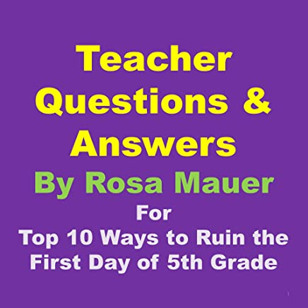 Amazon com: Teacher Questions & Answers for The Top 10 Ways