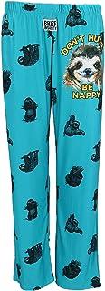 Brief Knickers Insanity Men's Sloth Don't Hurry Be Happy Lounge Pyjama Pants