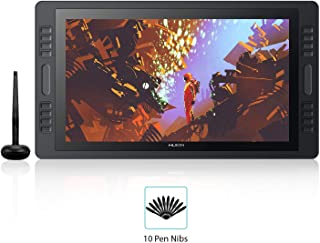 HUION KAMVAS PRO 20 2019 drawing tablet Pen Display Drawing Monitor with Battery-Free 8192 Pen Pressure 19.5 inch