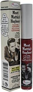 The Balm Meet Matt(E) Hughes Lipsticks - Charming