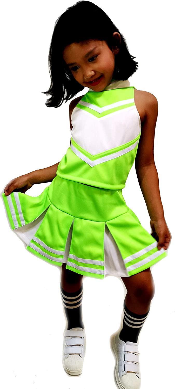 Kids お気にいる Girls' Cheerleader Costume Uniform Children Dr Cheerleading レビューを書けば送料当店負担