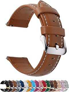 Compatible Samsung Gear S3 Frontier/Classic Watch Straps,Fullmosa Watch Strap 22mm for Gear S3/Huawei Watch 2 Classic Ban...