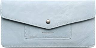 Wallet for Women Bifold Leather Ladies Phone Cluth Travel Long Zipper Purse with Large Capacity and Thin