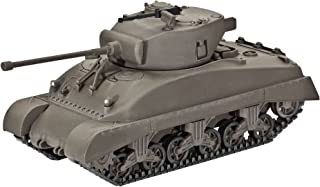Revell M4A1 Sherman 1:72 Scale Military Model Kit