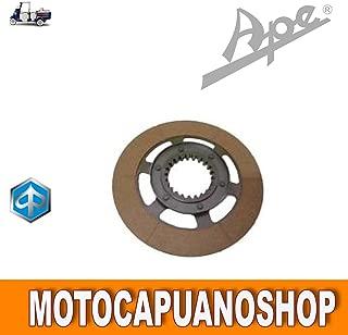 DISCO FRIZIONE ORIGINALE PIAGGIO APE TM P703 P703V FL2 220 1988 1989 1990 1991