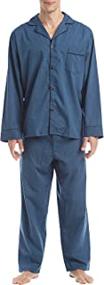 Hanes Size Tall Men's Broadcloth Pajama Set