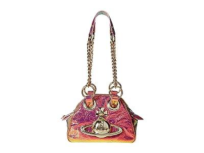 Vivienne Westwood Archive Orb Yasmine (Gold) Handbags