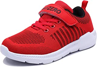 Kids Tennis Shoes Boys Sneakers Athletic Running Shoes for Girls(Toddler/Little Kid/Big Kid)