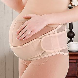 妊娠中の女性の胃リフトベルト ガードベルト 産後骨盤ベルト 二重使用