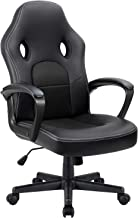 Furmax Office Chair Desk Leather Gaming Chair, High Back Ergonomic Adjustable Racing..