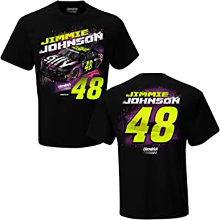 2019 NASCAR-Contender-Driver T-Shirt-100% Cotton