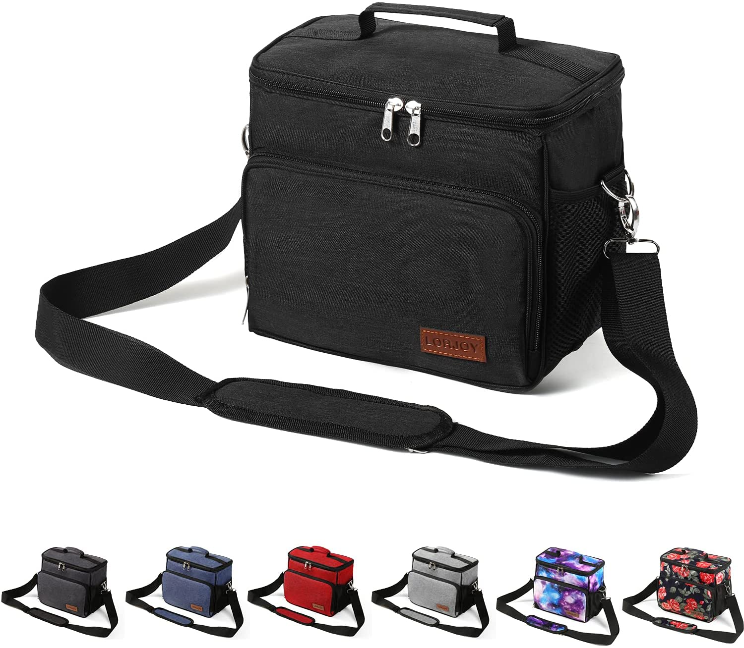Adult Lunch Boxes For Men Quantity limited Insulated Freezable Max 81% OFF B Heavy Duty