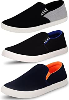 SCATCHITE Combo Pack Of 3 Stylish Shoes For Man