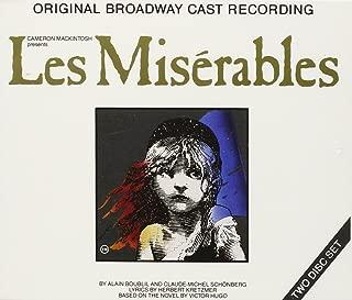 Les Miserables 1987 Original Broadway Cast
