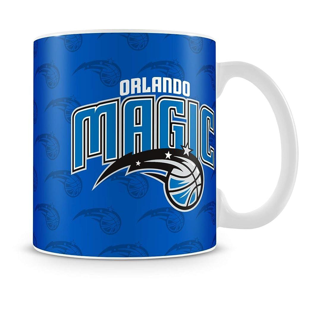 データムなに関連付けるFanatics 11oz チーム ロゴ NBA Mug - オーランド?マジック (Orlando Magic)
