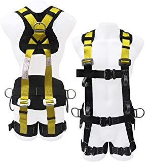 Best full body fall protection harnesses Reviews