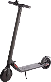 Ninebot by Segway ES2 Kick Scooter, 8-Inch Front and 7.5-Inch Back Tires, Up to 15.5 Mile Range, 15.5mph Top Speed, Cruise...