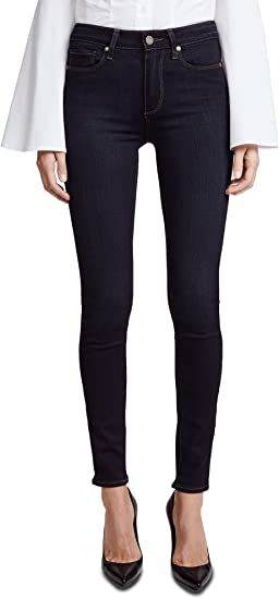 PAIGE Denim Women's Transcend Hoxton Ultra Skinny Jeans