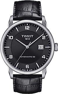 Men's Luxury Swiss Automatic Stainless Steel Dress Watch T0864071605700