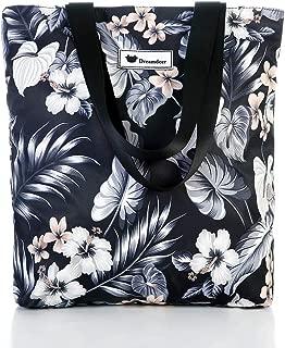 hawaiian canvas tote bags