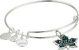 Color Infusion BeLeaf in Yourself Bangle