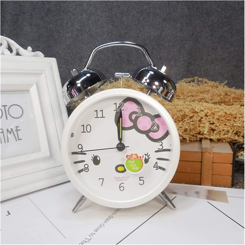 Max 60% OFF Sale item JINGYANBH Alarm Clocks Creative Cartoon Dora Vintage Clock