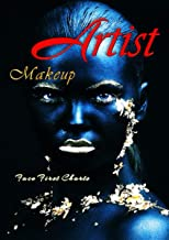 FACE FIRST: MAKEUP ARTIST FACE CHARTS FOR MODELS, WEDDINGS, STUDENTS OR FASHIONISTA'S COORDINATING THE WARDROBE!