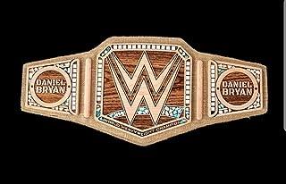 Daniel Bryan New World Heavy Weight Championship Belt Replica