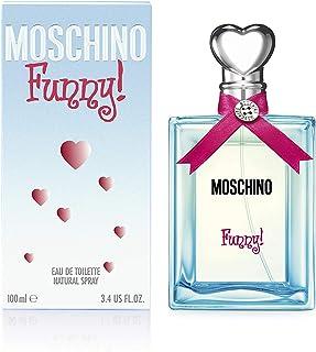 Moschino FunNY by Moschino for Women Eau de Toilette 100ml, 154192