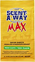 Hunters Specialties Scent-A-Way Dryer Sheets