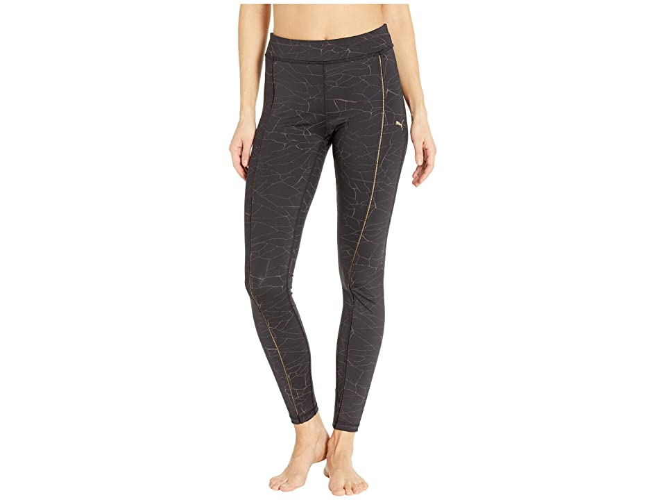 PUMA Explosive Avow Night Tights (PUMA Black) Women