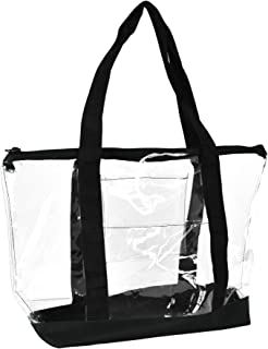 clear vinyl bags and totes