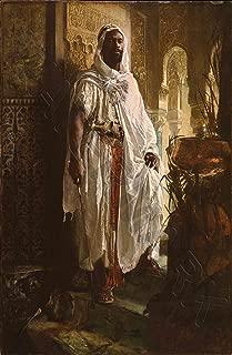 Best moorish chief painting Reviews