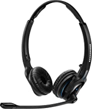 Sennheiser MB Pro 2 (506044) - Dual-Sided, Wireless Bluetooth Headset | For Mobile Phone Connection | w/ HD Sound & Noise ...