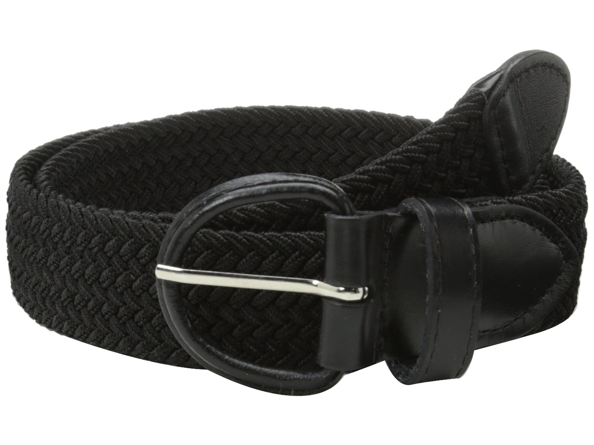 Correa o Cinturon para Hombre Florsheim Braided Elastic Stretch Belt 35mm  + Florsheim en VeoyCompro.net