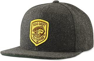 Dead Drift Fly Fishing Hat Fly Ranger Wool Hat Snapback