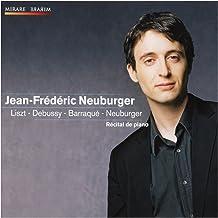 Liszt 'Funerailles'. Neuburger (B.1986) 'Maldoror'. Barraque (1928-1973) Sonata For Piano. D