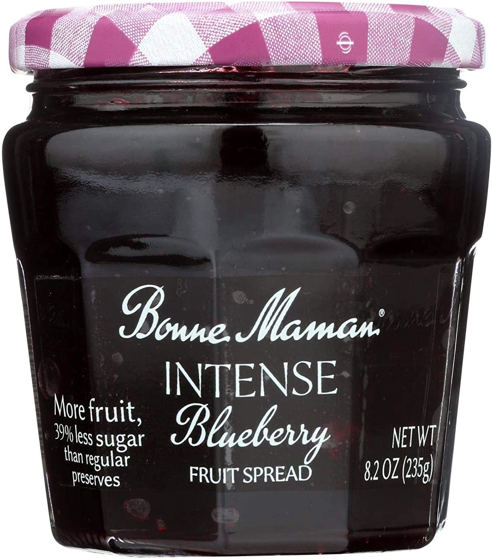 Bonne Maman Fruit Spread - Of 6-8. Cheap mail order sales Philadelphia Mall Blueberry Case