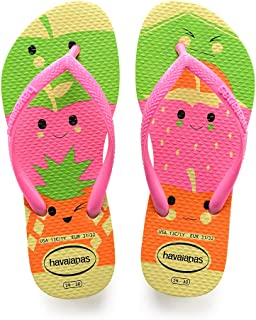 Havaianas Kids Slim Fun, Chanclas para Niñas