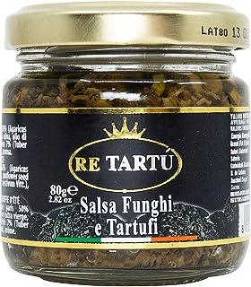 Retartu Mushroom & Truffle Sauce, 80g - (Summer truffle 7%)