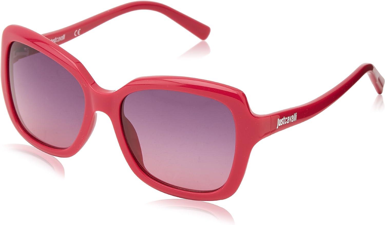 Just Cavalli Women's JC562S5674Z Square Sunglasses
