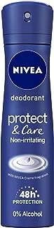 NIVEA Deodorant, Protect & Care, Women, 150ml