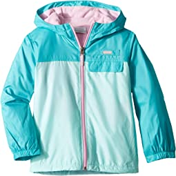 Mountain Side Lined Windbreaker (Little Kids/Big Kids)