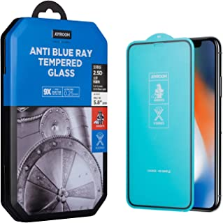Joyroom JR-PF014 Knight Extreme Series tempered film-2.5D full screen-(anti-blue light) 6.1 inch(iPhone 11) Transparent