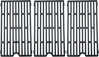 Direct Store Parts DC105 (3-Pack) Polished Porcelain Coated Cast Iron Cooking Grid Replacement Vermont Castings, Chargriller, Jenn Air Gas Grill (3)