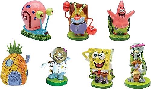 SpongeBob SquarePants 7-piece set